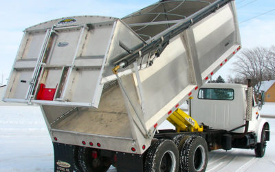 Brehmer Aluminum Silage