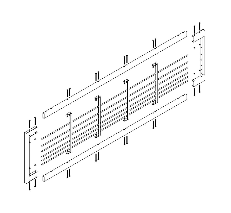 Fiberglass-Gate-Break-Out