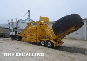 Eagle International Tire Recycling Equipment