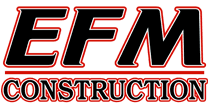 EFM Construction Logo